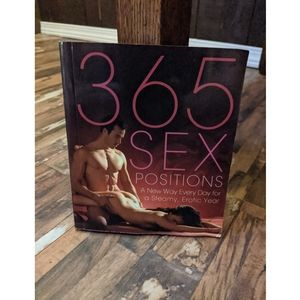 365 Sex Positions Book